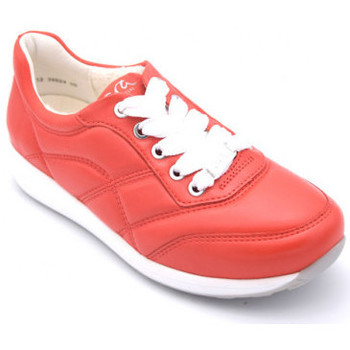 Chaussures Femme Baskets basses Ara 12-34523-05 rouge