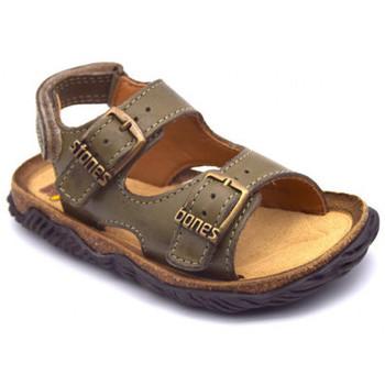Chaussures Garçon Sandales et Nu-pieds Stones And Bones wham vert
