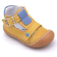 Chaussures Garçon Sandales et Nu-pieds Bellamy elias jaune