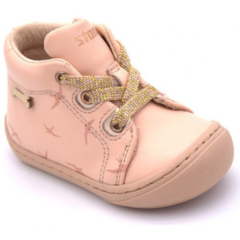 Chaussures Fille Boots Stones And Bones wave rose