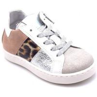 Chaussures Fille Baskets basses Reqin's season mix specchio Multicolor