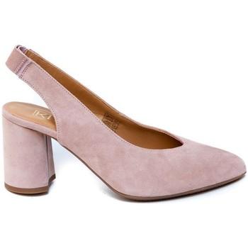 Chaussures Femme Derbies & Richelieu Barminton 4071 Rose