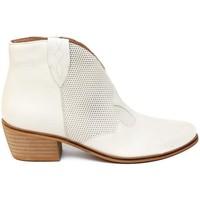 Chaussures Femme Bottines Bryan 3404 Beige