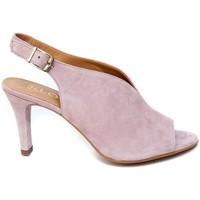 Chaussures Femme Sandales et Nu-pieds Barminton 2539 Rose