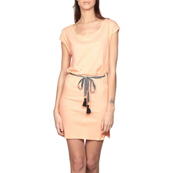 Vêtements Femme Robes courtes Deeluxe Robe TIME Light Corail