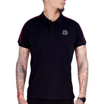 Vêtements Homme Polos manches courtes George V GV538 Noir
