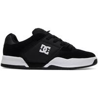Chaussures Homme Chaussures de Skate DC Shoes Central Noir