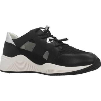 Chaussures Femme Baskets basses Geox D OMAYA F Noir