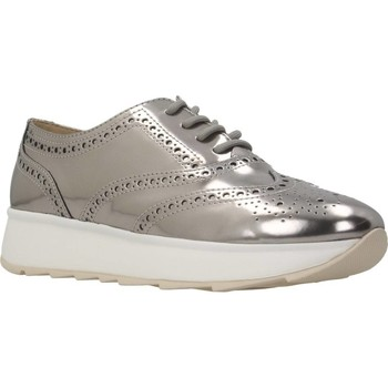 Chaussures Femme Baskets basses Geox D GENDRY A Brun