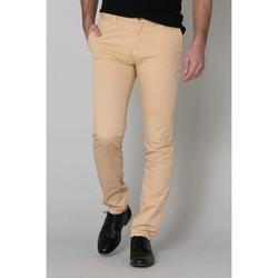 Vêtements Homme Pantalons Mcs PANTALON C002 007 Beige