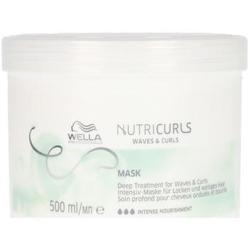 Beauté Soins & Après-shampooing Wella Nutricurls Mask  500 ml