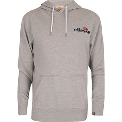 Vêtements Homme Sweats Ellesse Primero Sweat à capuche léger gris
