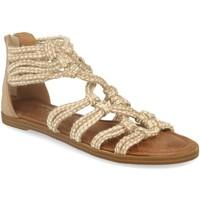 Chaussures Femme Sandales et Nu-pieds Virucci VR0-68 Beige