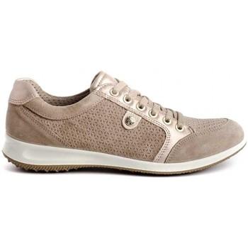 Chaussures Femme Baskets basses Imac 506341 Beige