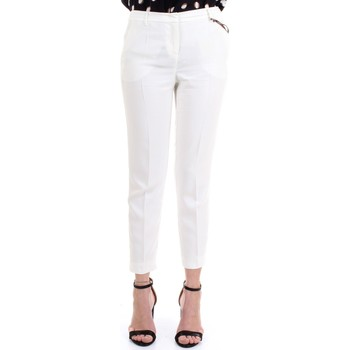 Vêtements Femme Chinos / Carrots Pennyblack 11311420 Pantalon femme blanc blanc