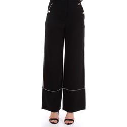 Vêtements Femme Pantalons fluides / Sarouels Pennyblack 21310620 Pantalon femme Noir Noir