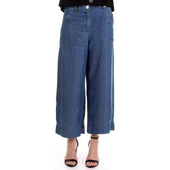 Vêtements Femme Pantalons fluides / Sarouels Pennyblack 31810120 Jeans femme Céleste Céleste