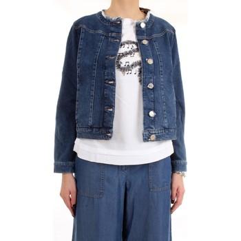 Vêtements Femme Vestes en jean Pennyblack 30415020 Veste femme bleu bleu