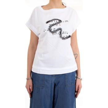 Vêtements Femme T-shirts manches courtes Pennyblack 39715220 T-Shirt/Polo femme blanc blanc
