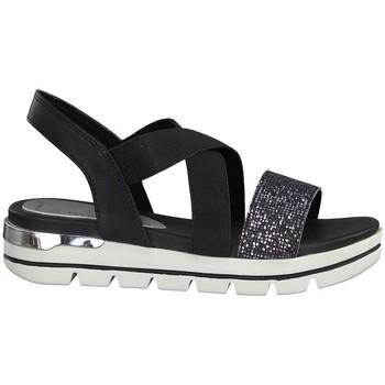 Chaussures Femme Sandales et Nu-pieds Marco Tozzi 28518 noir