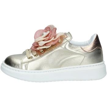 Chaussures Fille Baskets basses Sa.ba. SA.BA. 010 Baskets enfant Argenté