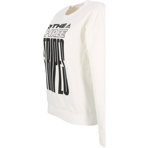 Mhe gr white sweat lady  adidas Originals  sweats  femme  blanc