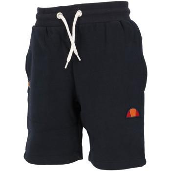 Vêtements Garçon Shorts / Bermudas Ellesse Toyle marine short jr Bleu marine / bleu nuit