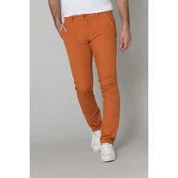Vêtements Homme Pantalons Mcs PANTALON C001 210 Orange