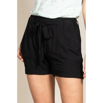 Vêtements Femme Shorts / Bermudas Deeluxe Short MERIDA Black