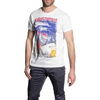 Vêtements Homme T-shirts manches courtes Deeluxe T-Shirt DANDITO Natural