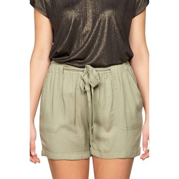 Vêtements Femme Shorts / Bermudas Deeluxe Short MERIDA Light Kaki