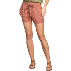 Vêtements Femme Shorts / Bermudas Deeluxe Short MERIDA Blush