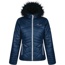 Vêtements Femme Manteaux Dare 2b Veste COMPRISE Blue Wing