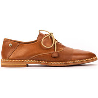 Chaussures Femme Derbies & Richelieu Pikolinos MERIDA W4F BRANDY