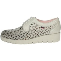 Chaussures Femme Derbies CallagHan 89864 Gris glace
