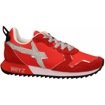 Chaussures Femme Baskets basses W6yz JET-W. rosso