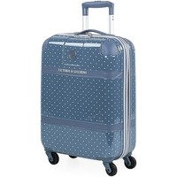 Sacs Valises Rigides Victorio Y Lucchino 50CM TROLLEY POUR  MARK BOOTH bleu