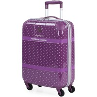 Sacs Valises Rigides Victorio Y Lucchino 50CM TROLLEY POUR  MARK BOOTH Mauve