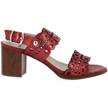 Chaussures Femme Sandales et Nu-pieds Dorking 8173 rouge