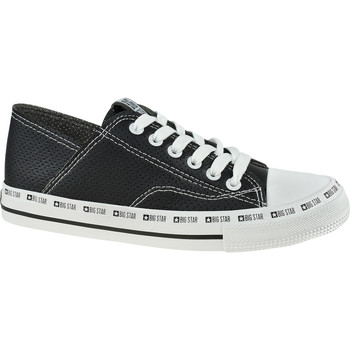 Chaussures Femme Baskets mode Big Star Shoes Noir