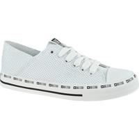 Chaussures Femme Baskets mode Big Star Shoes Blanc