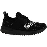 Chaussures Femme Baskets mode Versace e0vubsg5 noire