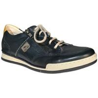 Chaussures Homme Baskets basses Fluchos Basket f0148 bleu