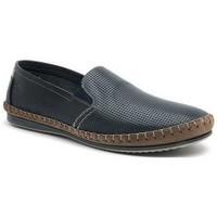 Chaussures Homme Mocassins Fluchos mocassin 8674 bleu