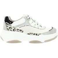 Chaussures Femme Baskets mode Mustang 1294-304 BLANC