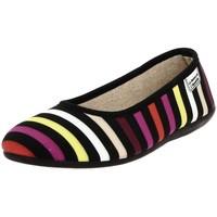 Chaussures Femme Ballerines / babies La Maison De L'espadrille 200-2 multicolore