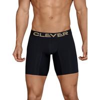Sous-vêtements Homme Boxers Clever Boxer long Kumpanias Noir