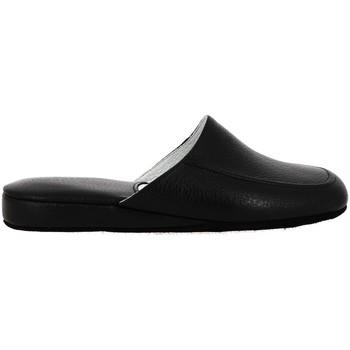 Chaussures Homme Chaussons La Maison De L'espadrille 6130 noir