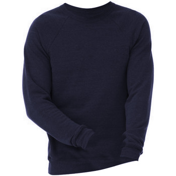 Vêtements Sweats Bella + Canvas CA3901 Bleu marine