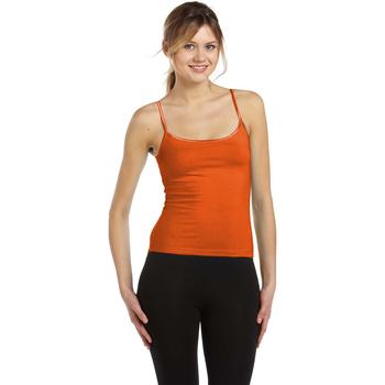 Sous-vêtements Femme Brassières Bella + Canvas BE004 Orange